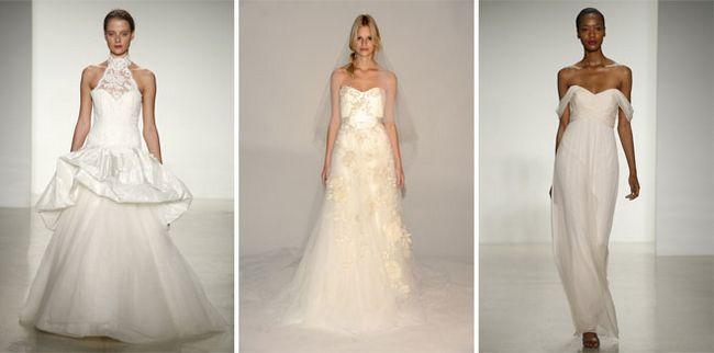 Кращі весільні сукні з колекцій осінь 2014 допоможуть вам створити чудовий образ